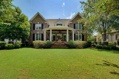Wilmington Single Family Home For Sale: 1528 Black Chestnut Drive