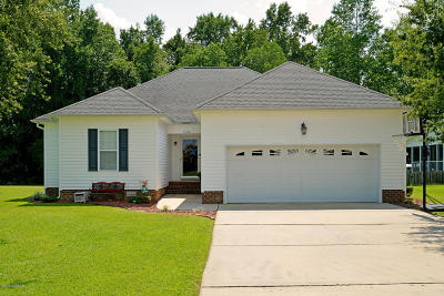 Winterville Single Family Home For Sale: 2581 Westminster Drive