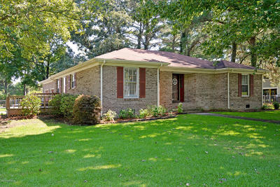 Winterville Single Family Home For Sale: 2115 Forest Place