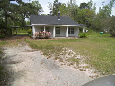 Battleboro Single Family Home For Sale: 5710 Red Oak Road