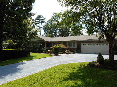 Greenville NC Single Family Home For Sale: $339,000