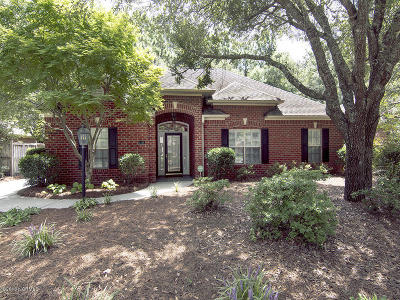 Wilmington Single Family Home For Sale: 3109 Rachel Place