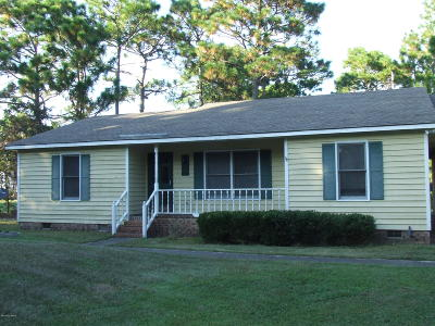 Southport Single Family Home For Sale: 608 Birdie Lane