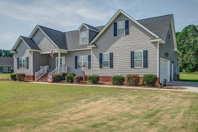 Nash County Single Family Home For Sale: 379 Cottontail Road
