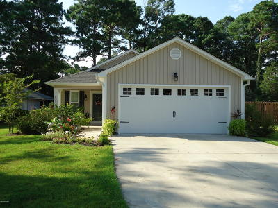 Belvedere Plantation Single Family Home For Sale: 107 Holly Tree Lane