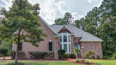 28451 Single Family Home For Sale: 695 Buck Head Court
