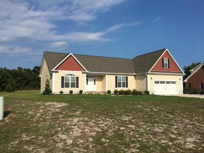 Newport NC Single Family Home For Sale: $309,900