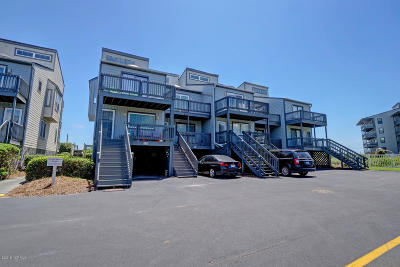 North Topsail Beach, Surf City, Topsail Beach Condo/Townhouse For Sale: 1928 New River Inlet Road #219