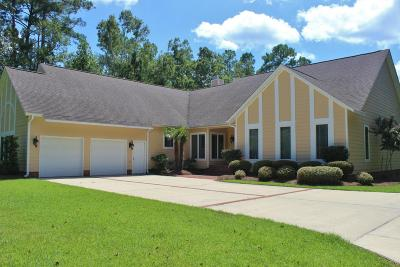 Oriental Single Family Home For Sale: 310 Whittaker Point Road