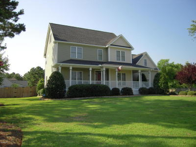 Newport Single Family Home For Sale: 102 Tidewater Drive