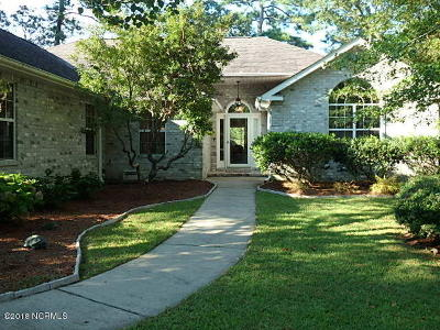 Carolina Shores Single Family Home For Sale: 12 Golf Crest Court