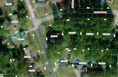 Jacksonville Residential Lots & Land For Sale: Lot 10 Pinewood Drive