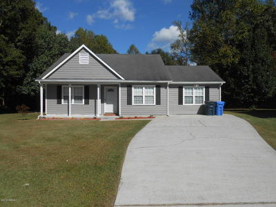 Jacksonville Rental For Rent: 512 St. George Cove