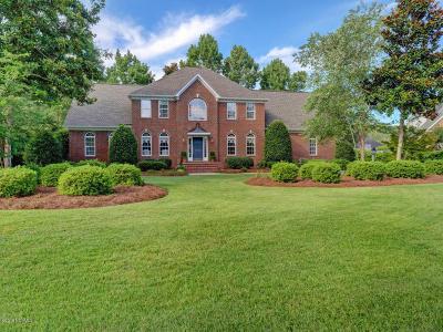Wilmington Single Family Home For Sale: 6704 Hardscrabble Court