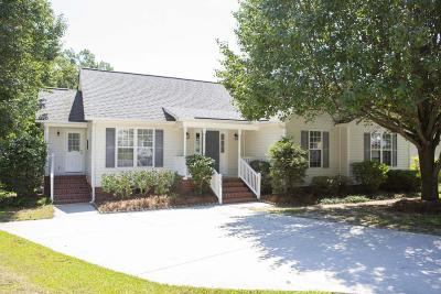 Greenville Single Family Home For Sale: 2302 Old Courthouse Drive