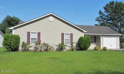 Jacksonville Single Family Home For Sale: 306 Running Road