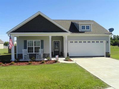 Beulaville Rental For Rent: 307 Connie Court