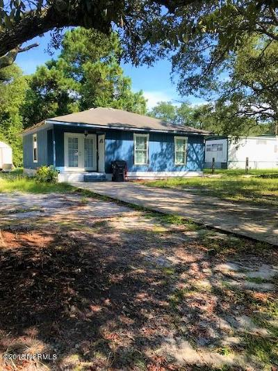Shallotte Single Family Home For Sale: 3088 Shell Point Road