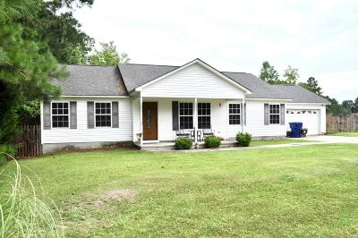 Havelock NC Single Family Home For Sale: $190,000