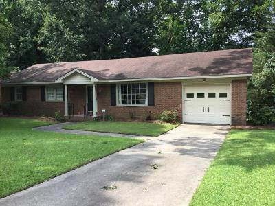 Greenville NC Single Family Home For Sale: $136,000