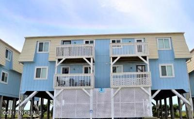 Ocean Isle Beach Condo/Townhouse Pending: 447 E Second Street #D13