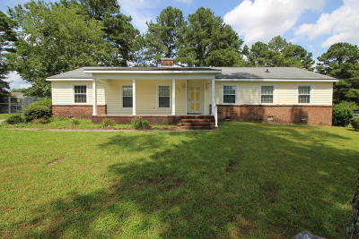 Greenville Single Family Home For Sale: 204 Trey Drive