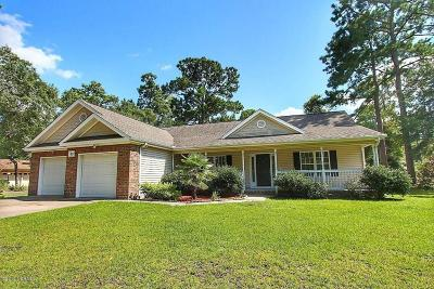 Carolina Shores Single Family Home For Sale: 80 Carolina Shores Drive