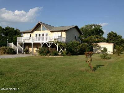 Carteret County Single Family Home For Sale: 120 Cedar Lane