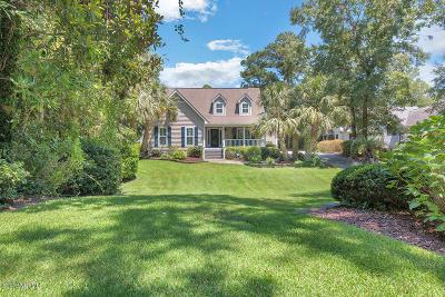 Wilmington Single Family Home For Sale: 5103 Marina Club Drive