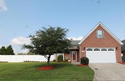 Winterville Single Family Home For Sale: 916 Dearborn Court