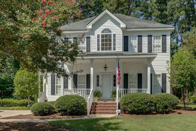 Rocky Mount Single Family Home For Sale: 116 Lockewood Court