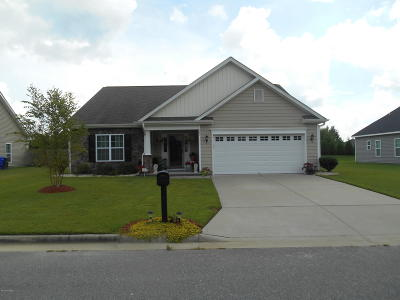Greenville NC Single Family Home For Sale: $184,900