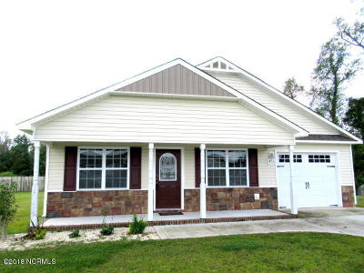 Jacksonville Single Family Home For Sale: 403 Halo Court