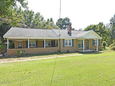 Whiteville NC Single Family Home For Sale: $250,000