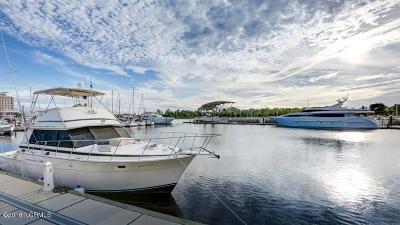 Wilmington Boat Slip For Sale: 10 Harnett Street #Slip C31