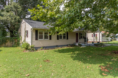 Northwoods Single Family Home For Sale: 807 School Street