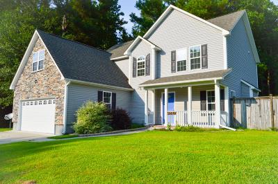 Blue Creek Farms, Blue Creek Farms Section Ii Single Family Home For Sale: 240 Blue Creek Farms Drive