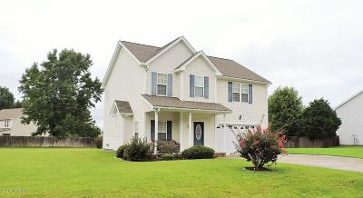 Single Family Home For Sale: 212 Rudolph Lane