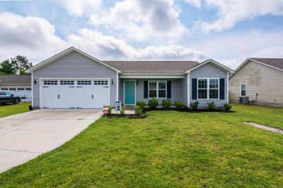 Richlands Single Family Home For Sale: 243 Sweet Gum Lane