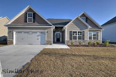 Jacksonville Single Family Home For Sale: 307 Crossroads Store Drive