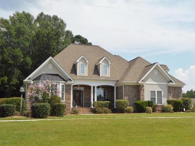 Nash County Single Family Home For Sale: 1005 Womble Road