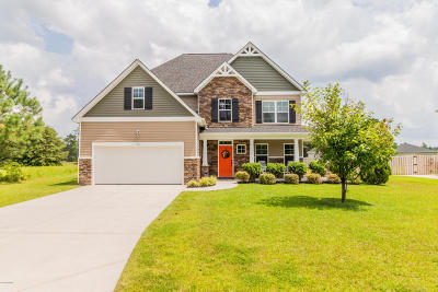 Jacksonville Single Family Home For Sale: 116 Pine Lakes Drive