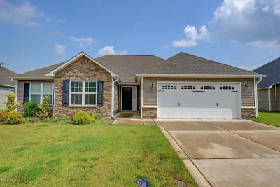 Jacksonville Single Family Home For Sale: 837 Dynasty Drive