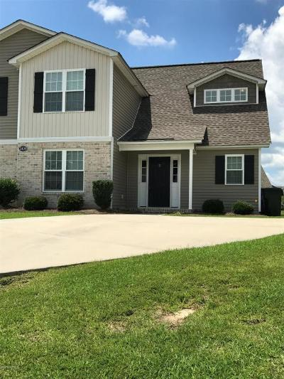 Greenville Rental For Rent: 2409 Chavis Drive #B