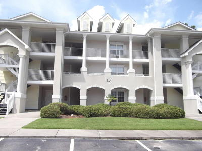 Brunswick Plantation Condo/Townhouse For Sale: 330 S Middleton Drive NW #1309