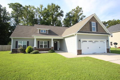 Winterville Single Family Home For Sale: 2842 Cresset Drive