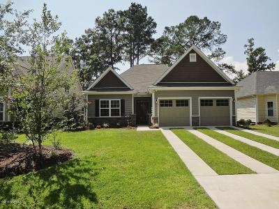 Sunset Beach Single Family Home For Sale: 123 Bellwood Circle