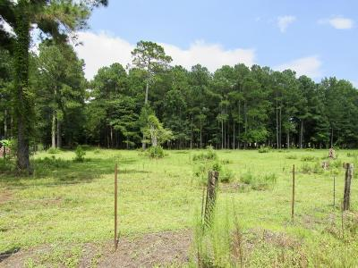 New Bern Residential Lots & Land For Sale: 4558 Wilcox Road