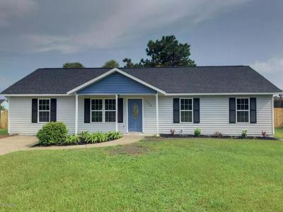 Single Family Home For Sale: 304 Dayrell Drive