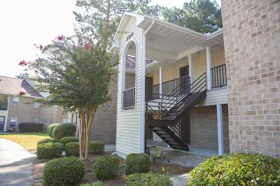 Greenville NC Condo/Townhouse For Sale: $87,900